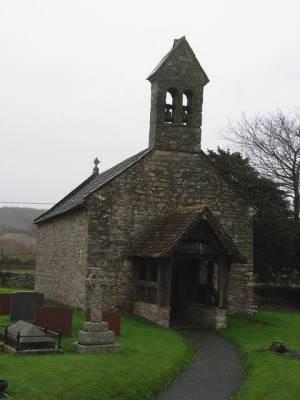 All Saints Church, Kemeys Commander