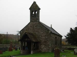 All Saints Church, Kemeys Commander