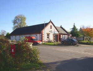 The village hall, Millhouse, Castle Sowerby