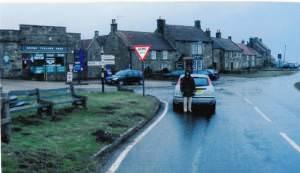 Egton crossroads