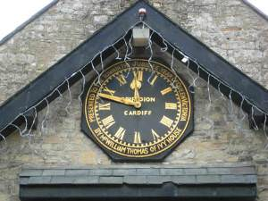 Town Hall Clock, Llantwit Major