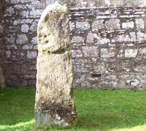 Vitalinus stone, Nevern