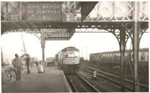 Stranraer (Harbour) station