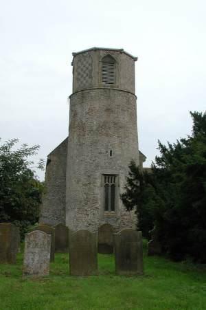 St Margaret, Breckles, Norfolk - Tower