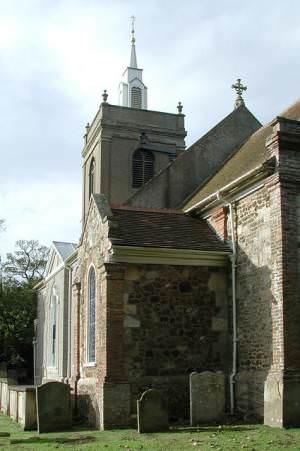All Saints, North Runcton, Norfolk - tower