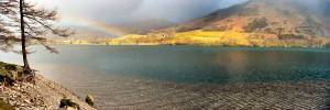 Rainbow over Buttermere