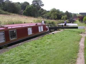 Cheddleton Locks