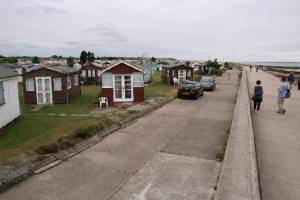 Holiday chalets, Swalecliffe