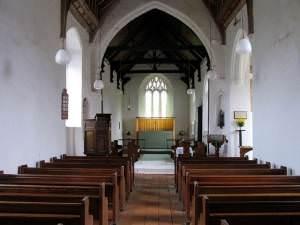 St Mary, Barney, Norfolk - East end
