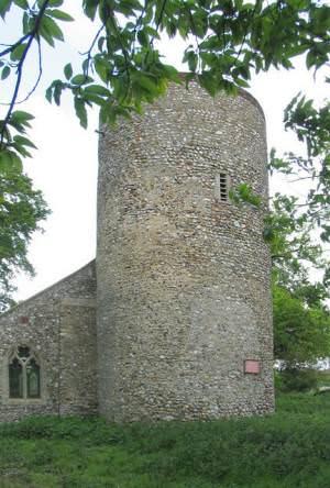 All Saints, Barmer, Norfolk
