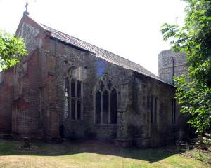 St Nicholas, Brandiston, Norfolk