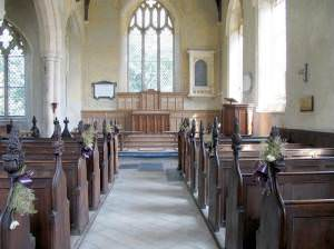 St Nicholas, Brandiston, Norfolk - East end