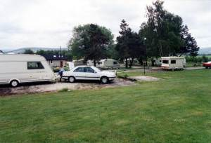 Speyside by Craigellachie Camping and Caravanning Club Site