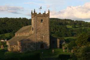 The Church of St. Michael, Hawshead Village Cumbria