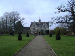 Manor farm, Hannington Wick