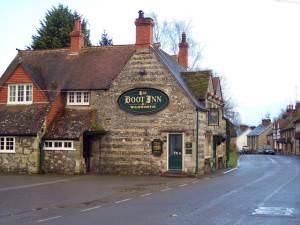 The Boot Inn, Berwick St James