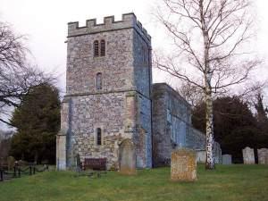 Berwick St James Church