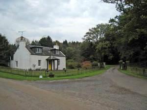 Lodge to Kilkerran Castle