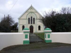 Blaenllyn chapel