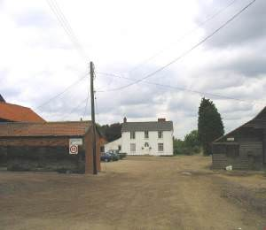 Cowes Farm, Warren Lane, Doddinghurst, Essex