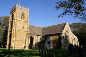 St Giles Church Medbourne
