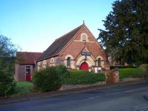 Upper Welland Methodist Chapel
