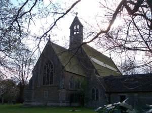 Hanley Swan Catholic Church