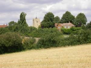 Church at Ravensden