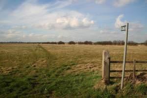 Footpath to Burgh-le-Marsh