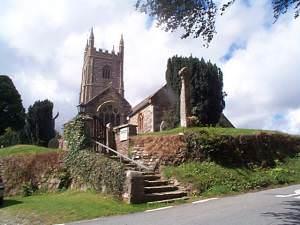 Cardinham Church