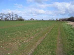 Arable land north east of Barmer Farm