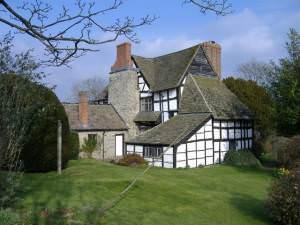 Cwmmau Farmhouse