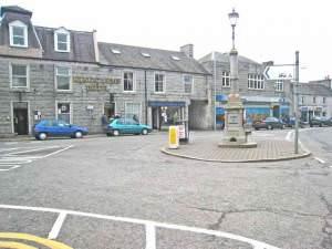 Dalbeattie Town Centre