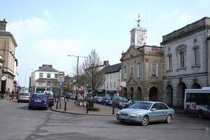 South Molton: The Square