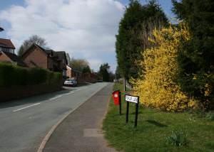 Poplar Lane, Romsley