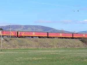 Railway Embankment South of Beattock