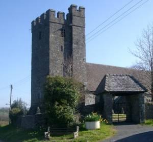 Llanfair-Ar-Y-Bryn Church Llandovery