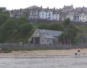 New Quay Lifeboat Station