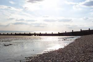 The Beach at Bracklesham