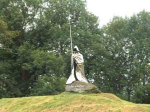 Monument to Llywelyn Ap Gruffydd Fychan