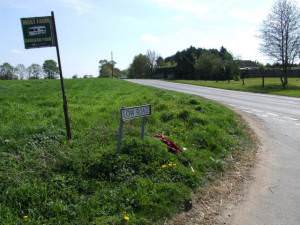 Low Road Junction with A1075