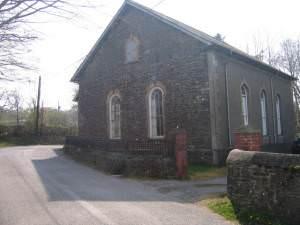 Capel, Blaenpennal / Blaenpennal Chapel