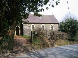 Hen Gapel, Blaenpennal / Old Chapel at Blaenpennal