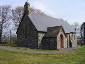 Eglwys Blaenpennal / Blaenpennal Church