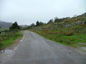 Road From Kilchoan