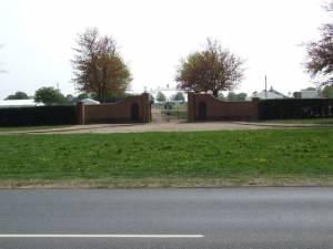 King George VI Gate, Royal Norfolk Showground