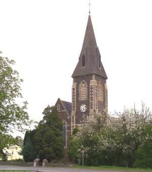 St. James Church, Welland
