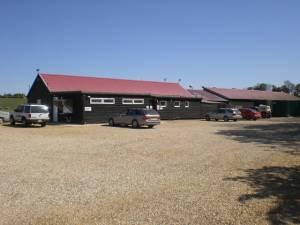 Fakenham Driving Range Clubhouse
