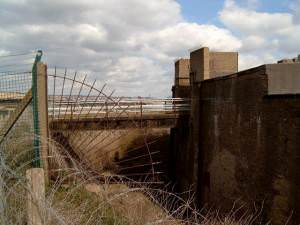 Dymchurch Redoubt  Entrance Bridge