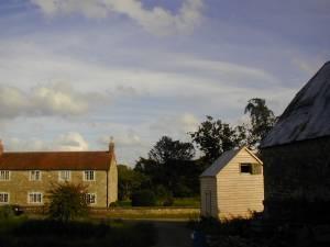 Barnsley Farm near Ryde